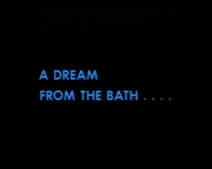 A Dream From The Bath (1985)