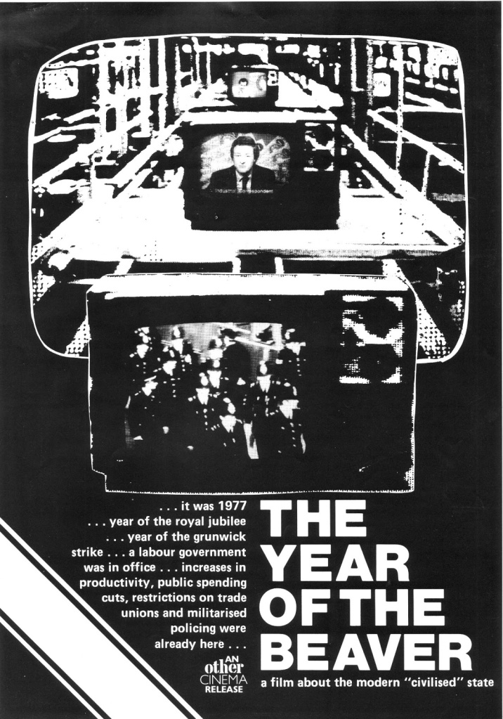 Year of the Beaver Flyer