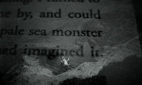 A still from Grant Gee's Patience (After Sebald) from 2011
