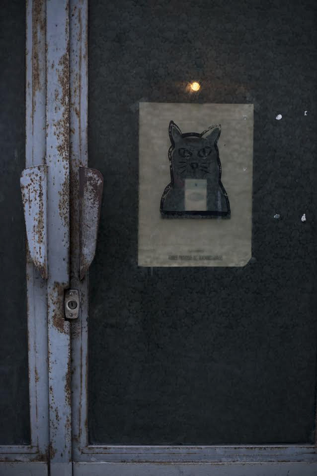 alelier-door-chat